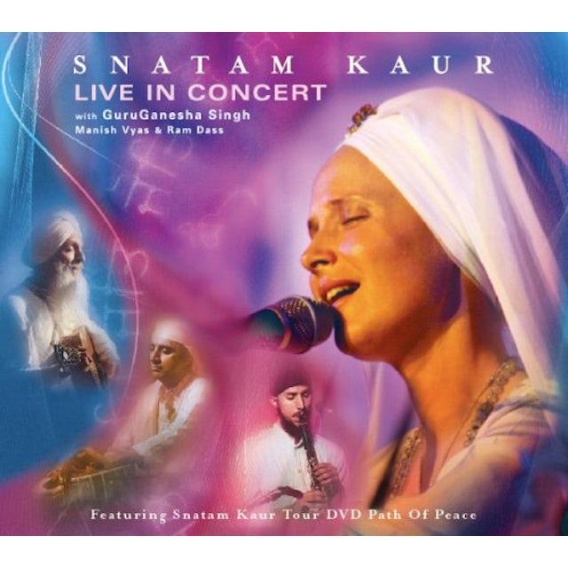 Snatam Kaur LIVE IN CONCERT CD