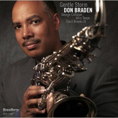 Don Braden GENTLE STORM CD