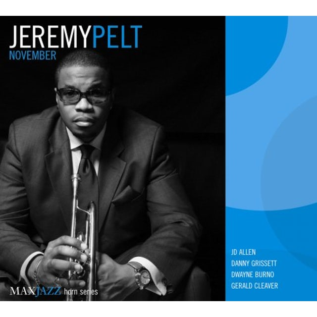 Jeremy Pelt NOVEMBER CD