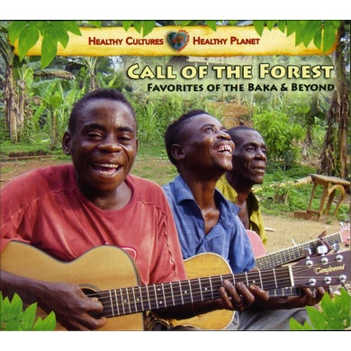 CALL OF FOREST CD