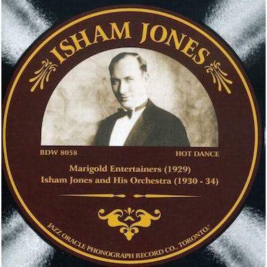 Isham Jones 1929-1934 CD