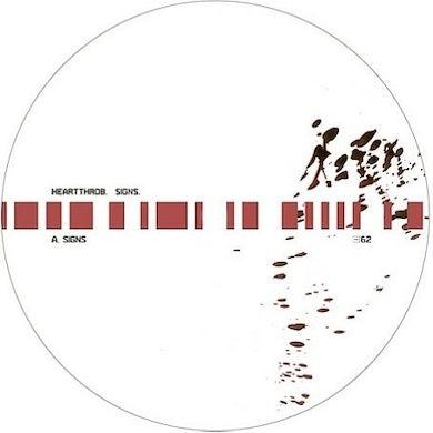 Heartthrob SIGNS Vinyl Record