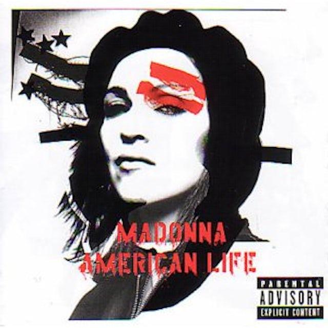 Madonna AMERICAN LIFE Vinyl Record