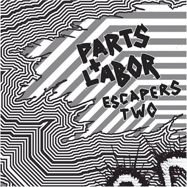 Parts & Labor ESCAPERS 2: GRIND POP CD