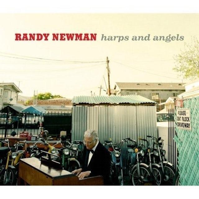 Randy Newman HARPS & ANGELS CD