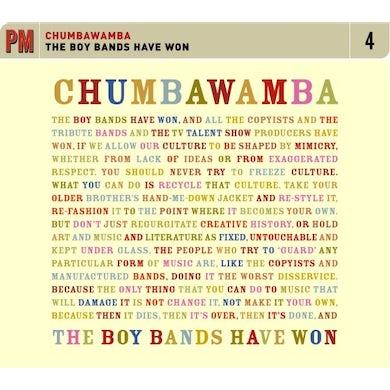 Chumbawamba BOY BANDS HAVE WON CD