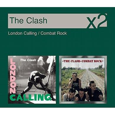 The Clash LONDON CALLING / COMBAT CD