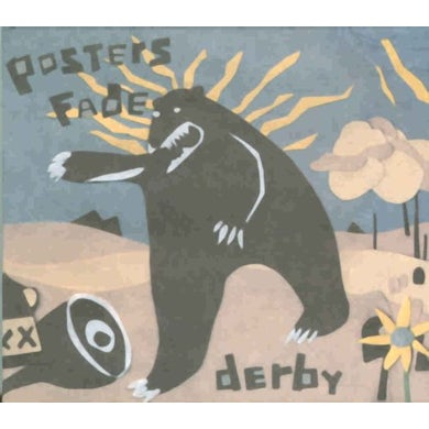 Derby POSTERS FADE CD