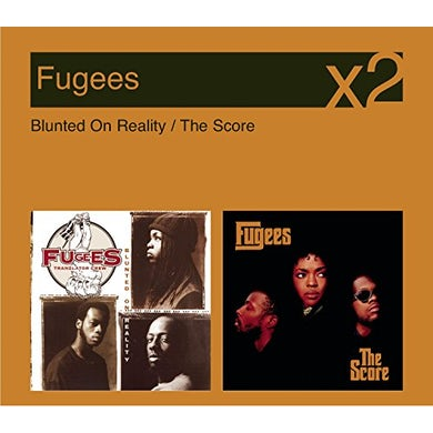 Fugees BLUNTED ON REALITY / SCORE CD