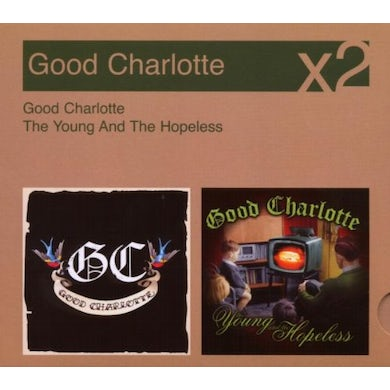 GOOD CHARLOTTE / YOUNG & THE HOPELESS CD