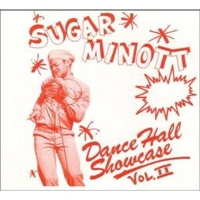 Sugar Minott  DANCE HALL SHOWCASE II CD