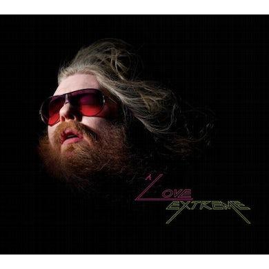 Benji Hughes LOVE EXTREME CD