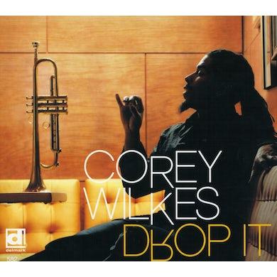Corey Wilkes DROP IT CD