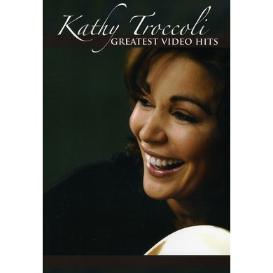Kathy Troccoli GREATEST VIDEO HITS DVD