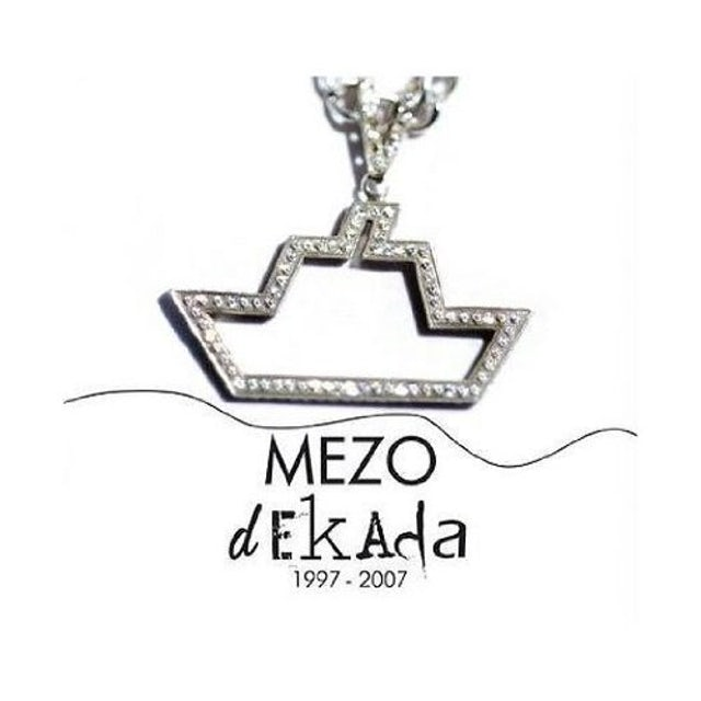 Mezo DEKADA 1997-2007 CD