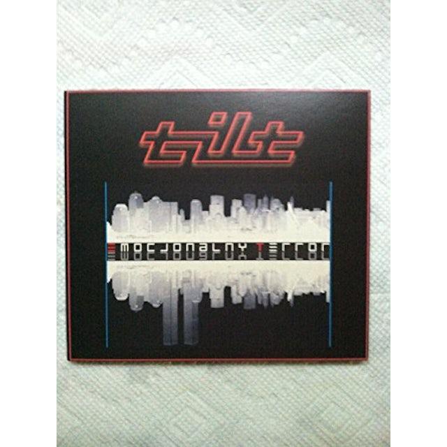 Tilt EMOCJONALNY TERROR CD