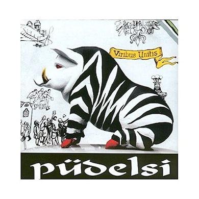 Pudelsi VIRIBUS UNITIS /CZERWONE TANGO CD