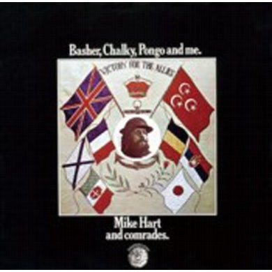 Mike Heart BASHER CHALKY PONGO AND ME CD