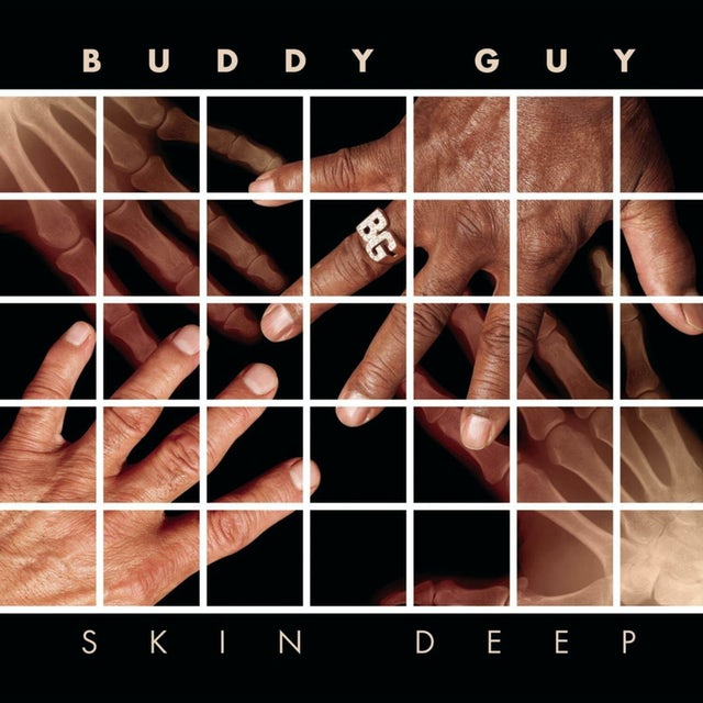 Buddy Guy SKIN DEEP Vinyl Record