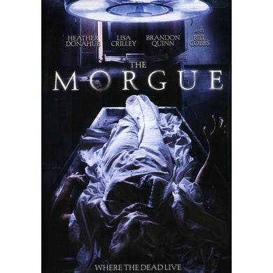 MORGUE DVD