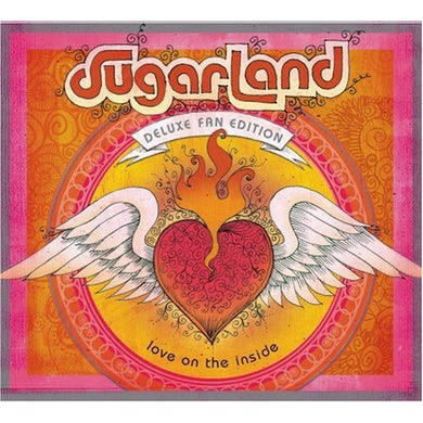 Sugarland LOVE ON THE INSIDE CD