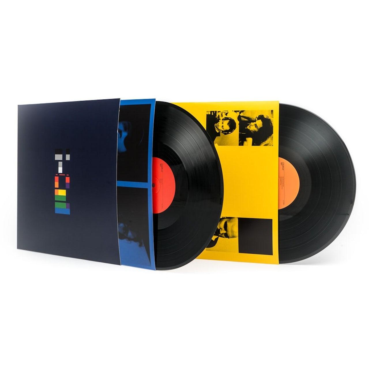 Coldplay X&Y Vinyl Record
