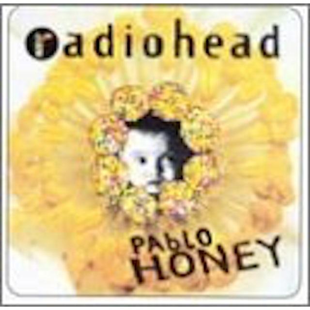 Radiohead PABLO HONEY Vinyl Record