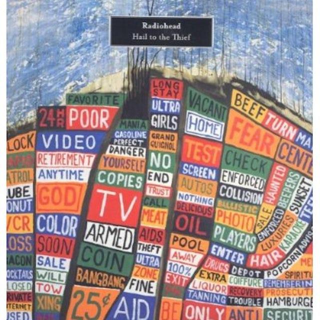 Radiohead HAIL TO THE THIEF Vinyl Record
