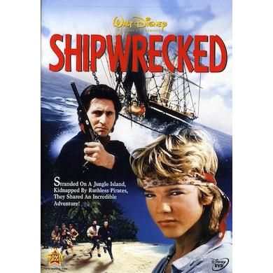 SHIPWRECKED (1990) DVD