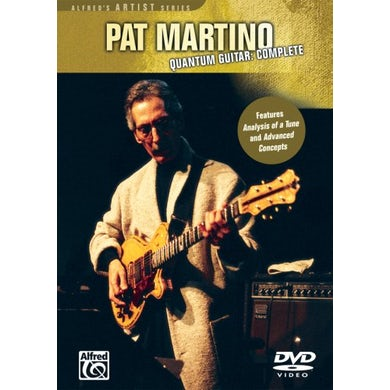 QUANTUM GUITAR: COMPLETE DVD