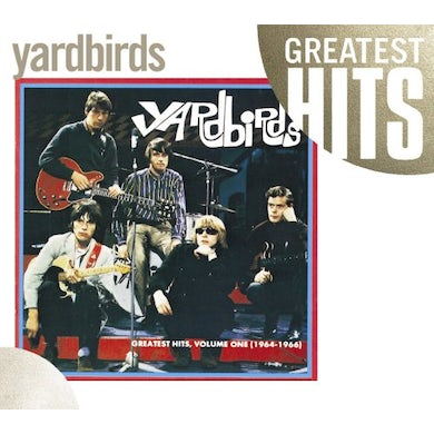 The Yardbirds GREATEST HITS 1: 1964-1966 CD