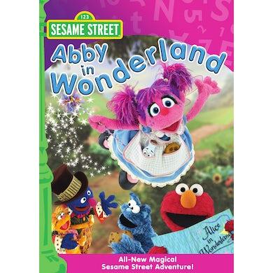 Sesame Street ABBY IN WONDERLAND DVD