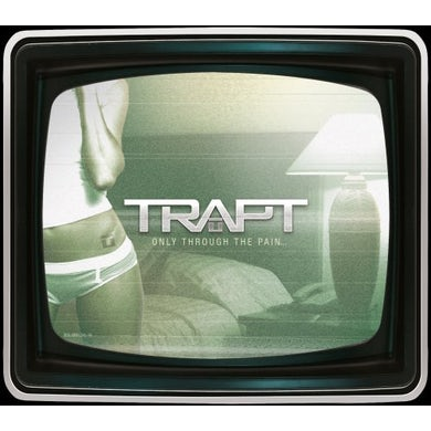 Trapt ONLY THROUGH THE PAIN CD
