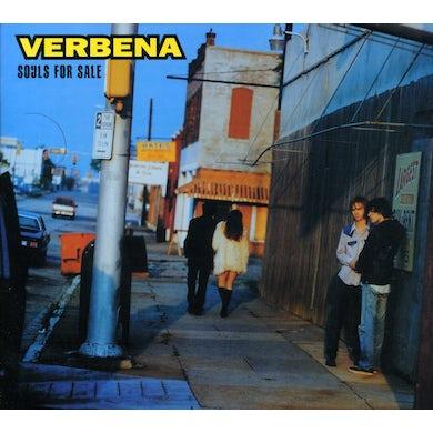 Verbena SOULS FOR SALE CD