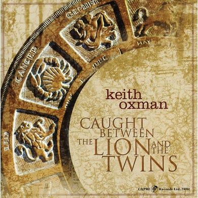 CAUGHT BETWEEN THE LION & THE TWINS CD
