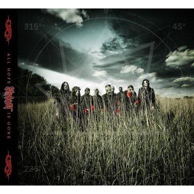 Slipknot ALL HOPE IS GONE CD