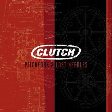 Clutch PITCHFORK & LOST NEEDLES Vinyl Record