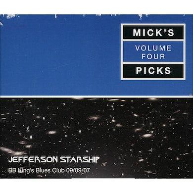 Jefferson Starship BB KINGS BLUES CLUB NY 2007 CD