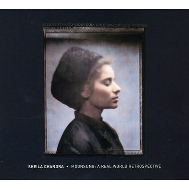 Sheila Chandra MOONSUNG: REAL WORLD RETROSPECTIVE CD
