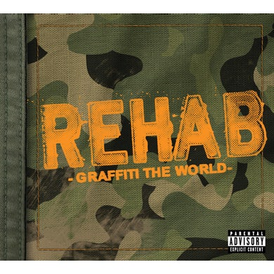 Rehab GRAFFITI THE WORLD CD
