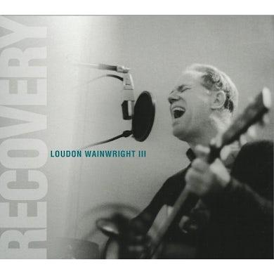 Loudon Iii Wainwright RECOVERY CD