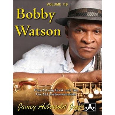 Jamey Aebersold BOBBY WATSON CD