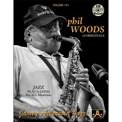 Jamey Aebersold PHIL WOODS CD
