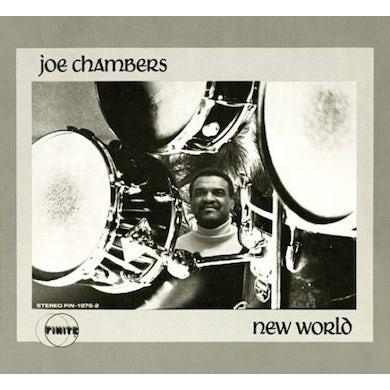 Joe Chambers NEW WORLD CD