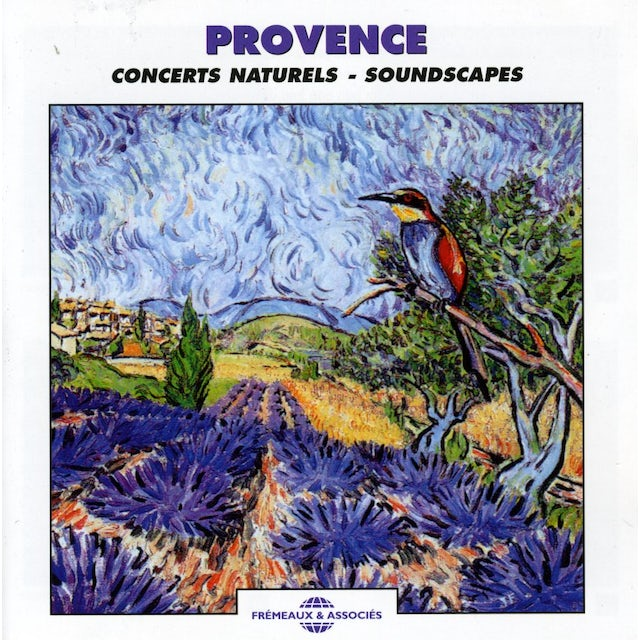 Sounds of Nature PROVENCE: NATURAL SOUNDSCAPES CD