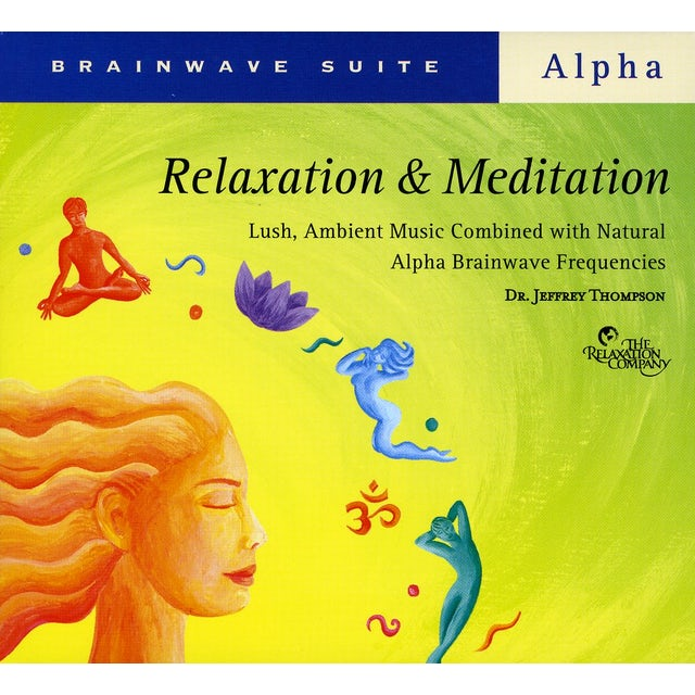 Jeffrey Thompson BRAINWAVE SUITE: RELAXATION & MEDITATION CD