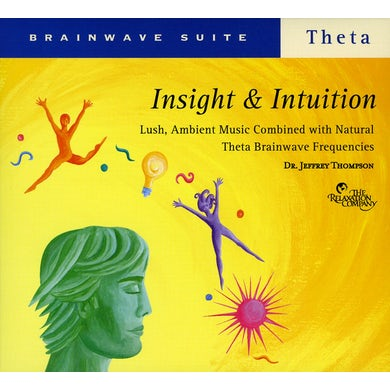 Jeffrey Thompson BRAINWAVE SUITE: INSIGHT & INTUITION CD
