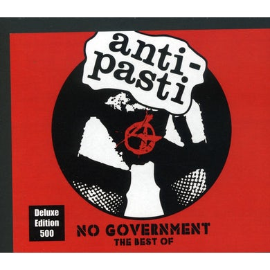 NO GOVERNMENT: BEST OF CD
