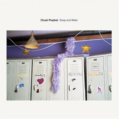 Chuck Prophet SOAP & WATER Vinyl Record