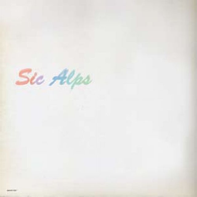 Sic Alps U.S. EZ CD